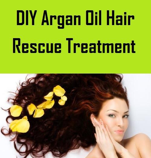 Best ideas about Argan Oil Hair Mask DIY . Save or Pin DIY Argan Oil Hair Rescue Treatment Now.