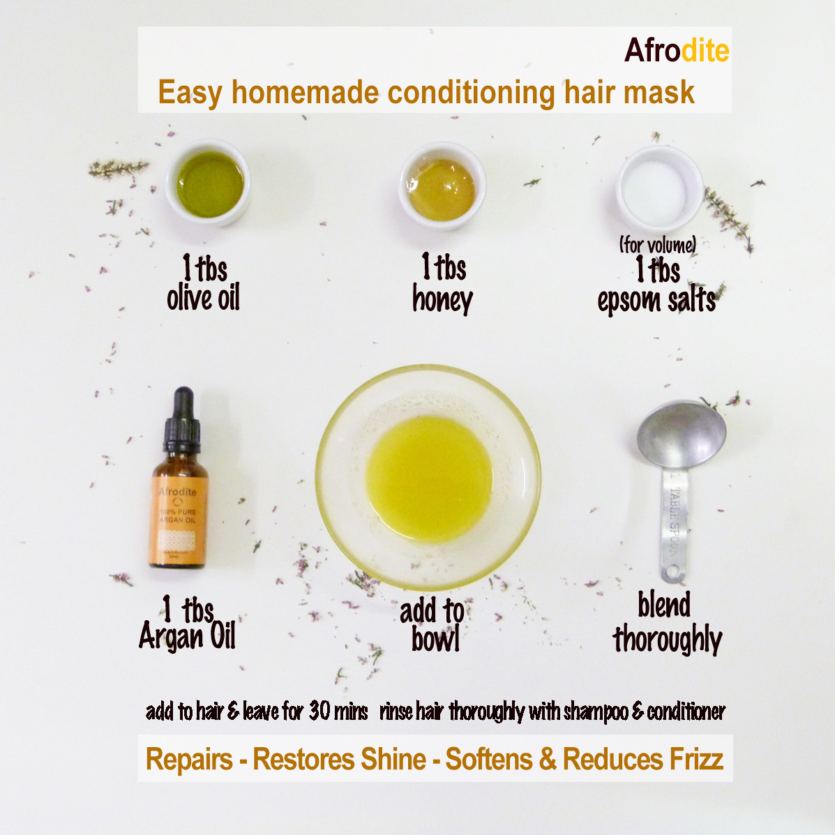 Best ideas about Argan Oil Hair Mask DIY . Save or Pin Blog Winter Hair Survival Homemade conditioning mask Now.