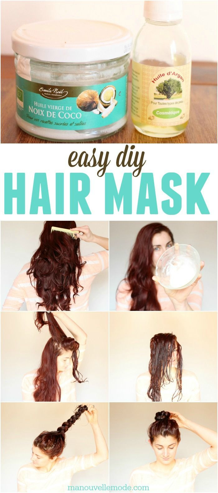 Best ideas about Argan Oil Hair Mask DIY . Save or Pin 73 best DIY Beauty Tips and Tricks images on Pinterest Now.
