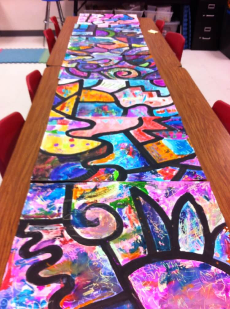 Best ideas about Art With Kids . Save or Pin 36 Elementary Art Lessons for Kids Happiness is Homemade Now.