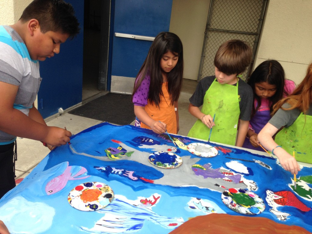 Best ideas about Art With Kids . Save or Pin How to teach children to paint first time lessons Now.
