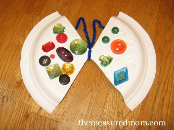 Best ideas about Arts And Crafts For Preschoolers . Save or Pin Letter B Art Projects for Preschoolers The Measured Mom Now.