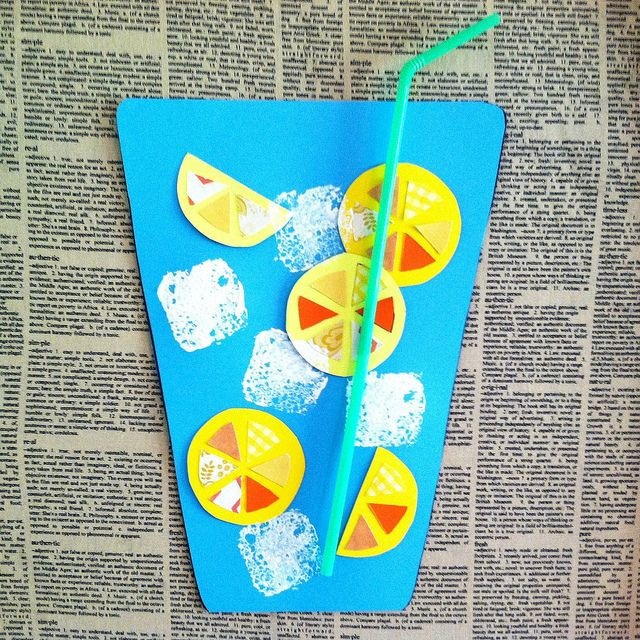 Best ideas about Arts And Crafts For Preschoolers . Save or Pin 22 best Preschool Summer Art Projects images on Pinterest Now.