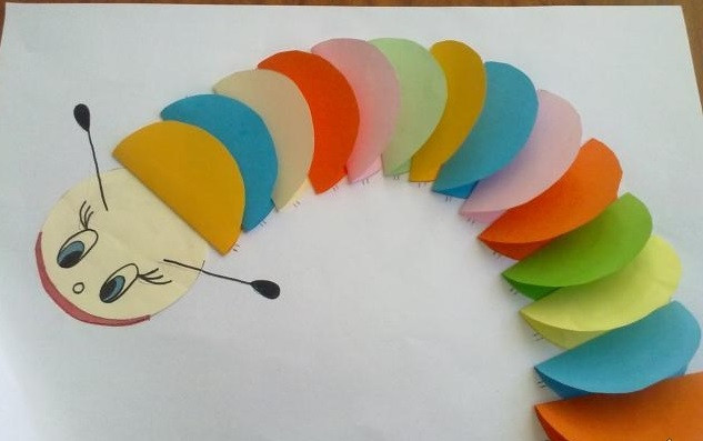 Best ideas about Arts And Crafts For Preschoolers . Save or Pin paper cutting arts crafts for preschool kindergarten 1 Now.