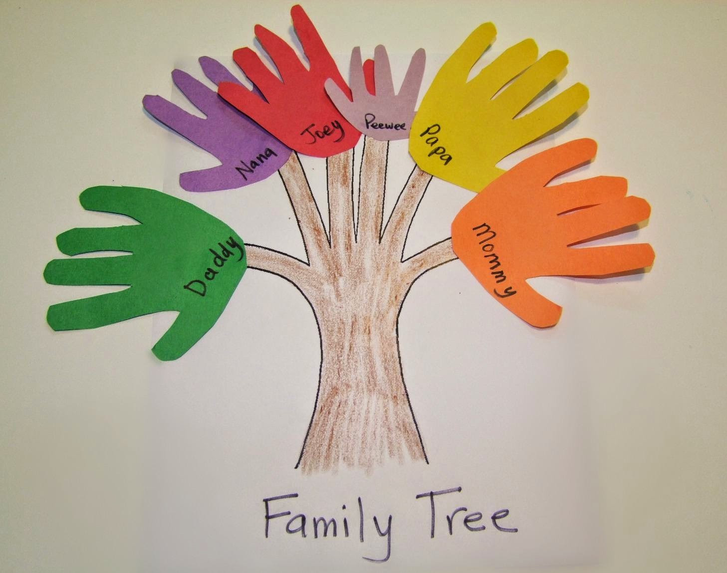 Best ideas about Arts And Crafts For Toddlers . Save or Pin Fun Easy Paper Craft Kids Arts Crafts Home Tierra Este Now.