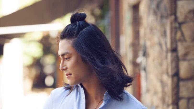 Best ideas about Asian Male Long Hairstyles . Save or Pin 12 Irresistibly Long Hairstyles for Asian Men – HairstyleCamp Now.