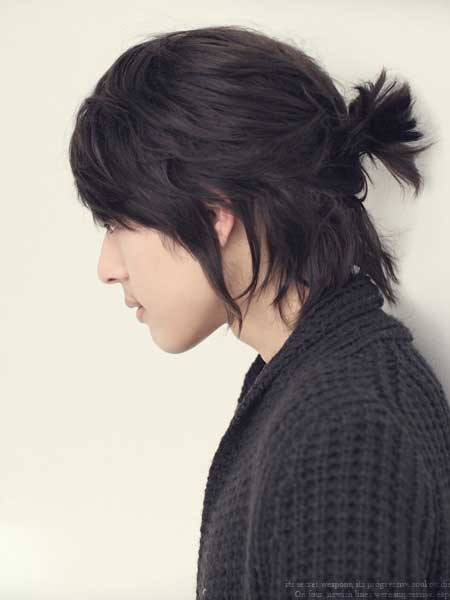 Best ideas about Asian Male Long Hairstyles . Save or Pin Long Hairstyles for Men 2012 2013 Now.