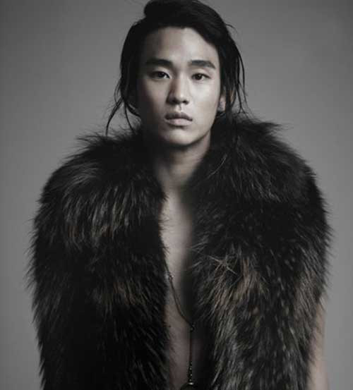 Best ideas about Asian Male Long Hairstyles . Save or Pin 10 New Asian Guys with Long Hair Now.