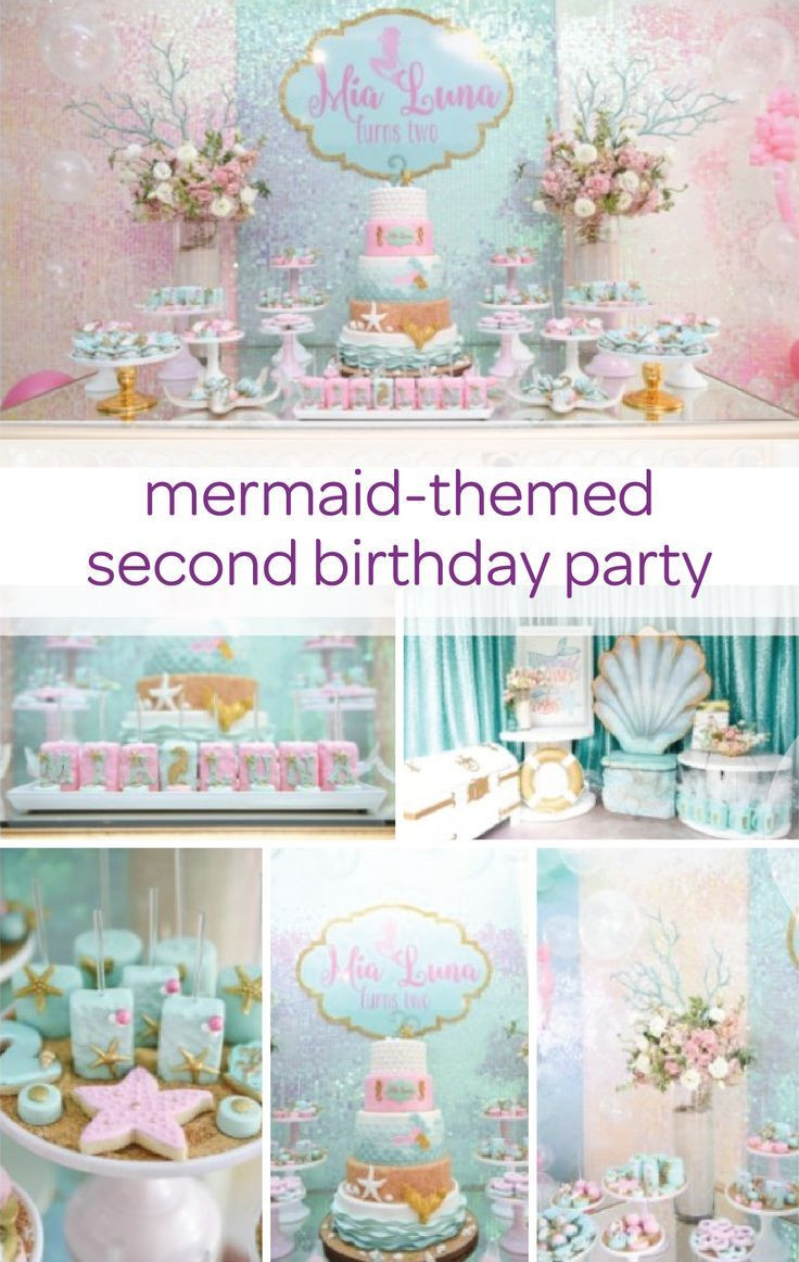 Best ideas about Babies Birthday Decorations . Save or Pin Baby Girl Birthday Themes – Happy Holidays Now.