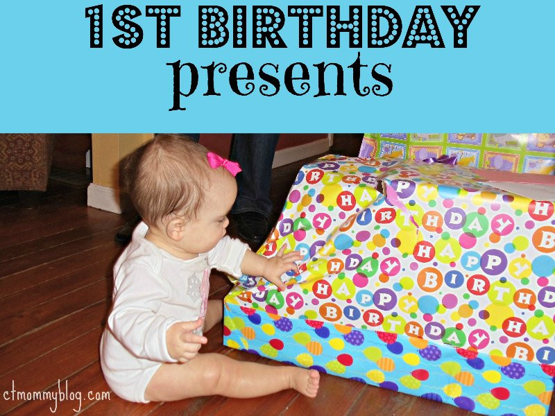 Best ideas about Baby 1St Birthday Gift Ideas . Save or Pin Gift Ideas for e Year Olds Now.