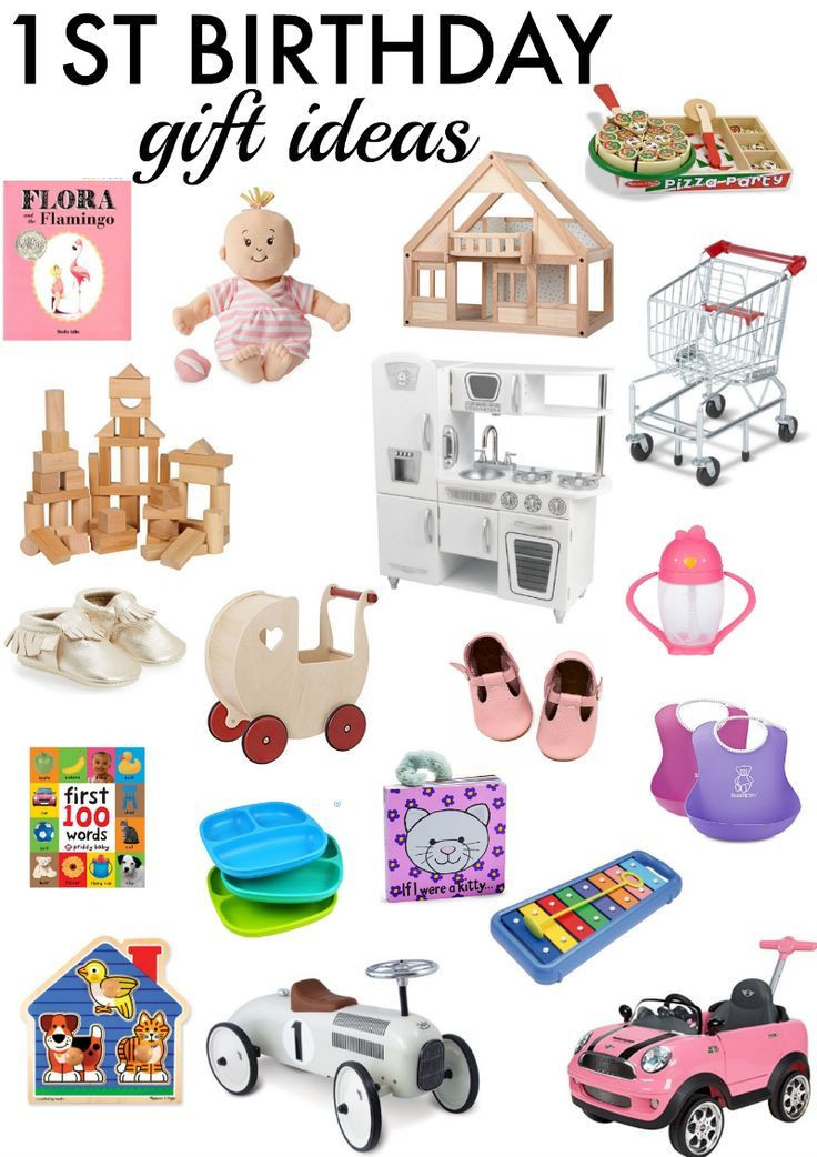 Best ideas about Baby 1St Birthday Gift Ideas . Save or Pin Best 25 First birthday ts ideas on Pinterest Now.