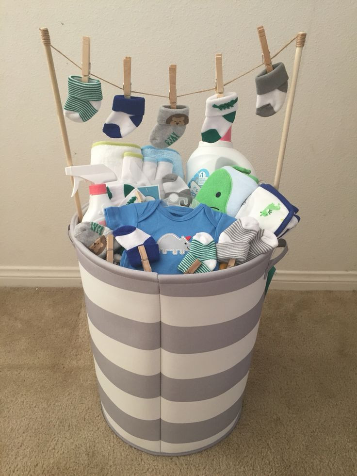 Best ideas about Baby Boy Gift Wrapping Ideas . Save or Pin Image result for creative way to wrap bath ts for baby Now.