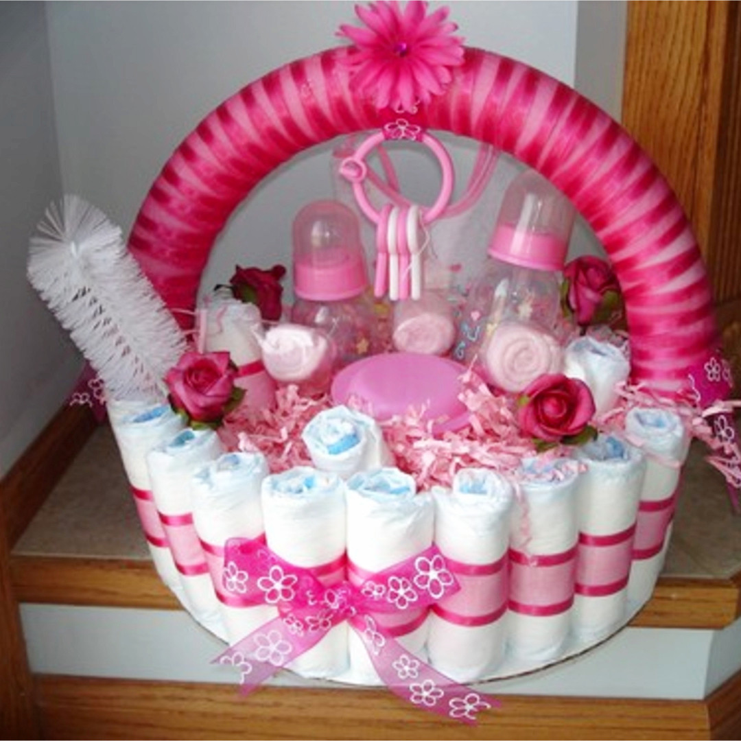 Best ideas about Baby Gift Baskets Ideas . Save or Pin 8 Affordable & Cheap Baby Shower Gift Ideas For Those on a Now.