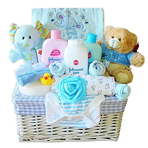 Best ideas about Baby Gift Baskets Ideas . Save or Pin Baby Gift Baskets Amazon Now.
