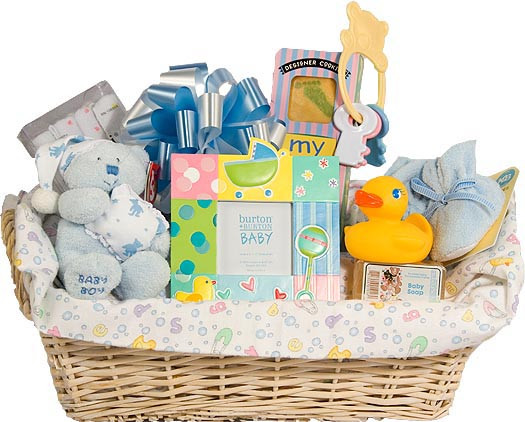 Best ideas about Baby Gift Baskets Ideas . Save or Pin baby shower t baskets Now.