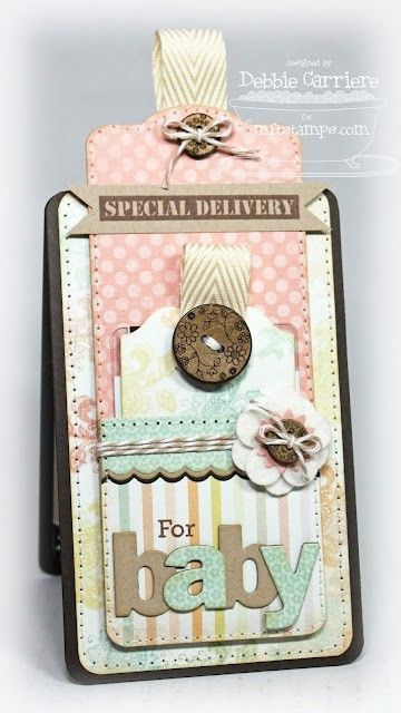 Best ideas about Baby Shower Gift Card Holder Ideas . Save or Pin 755 best images about Cards Baby on Pinterest Now.