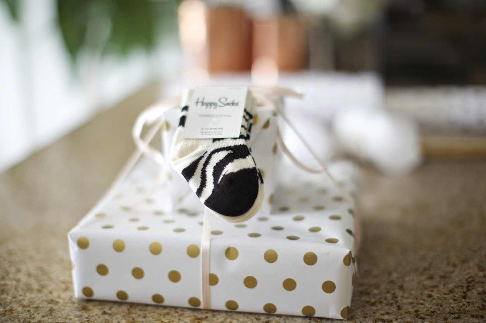Best ideas about Baby Shower Gift Wrap Ideas . Save or Pin Baby Girl Gift Ideas & Wrapping Tips – Rachel Talbott Now.
