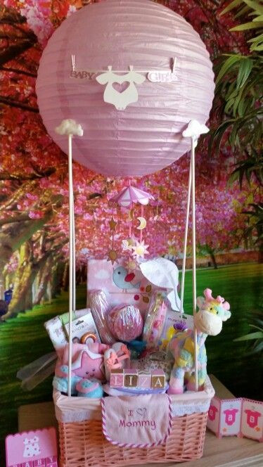 Best ideas about Baby Shower Ideas Gift . Save or Pin DIY Baby Shower Gift Basket Ideas for Girls Now.