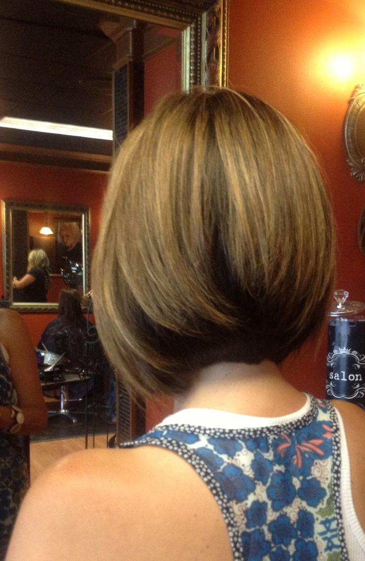 Best ideas about Back Of Bob Haircuts . Save or Pin Long Bob Haircuts Back View Now.