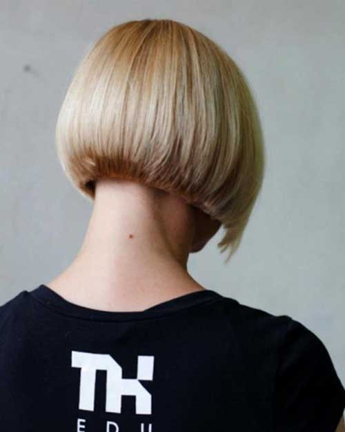 Best ideas about Back Of Bob Haircuts . Save or Pin Short bob hair Short bobs and Bob hairs on Pinterest Now.