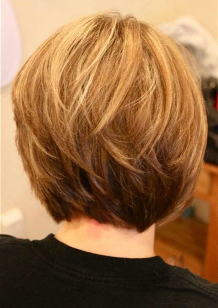Best ideas about Back Of Bob Haircuts . Save or Pin Bob hairstyles back view Hairstyle for women & man Now.