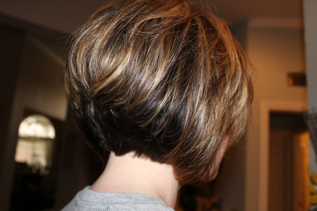 Best ideas about Back Of Bob Haircuts . Save or Pin Unrivaled Bob Haircuts and Hairstyles Womens Magazine Now.