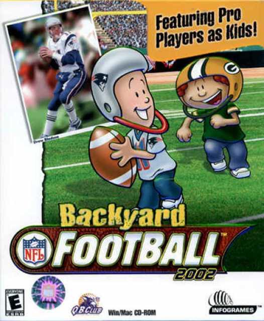 Best ideas about Backyard Baseball Mac . Save or Pin Backyard Football 2002 Game Giant Bomb Now.