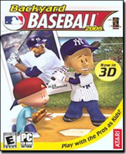 Best ideas about Backyard Baseball Mac . Save or Pin Backyard Baseball Jewel Case PC Mac Now.