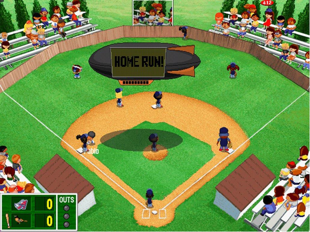 Best ideas about Backyard Baseball Mac . Save or Pin Home Run Pablo by raidpirate52 on DeviantArt Now.