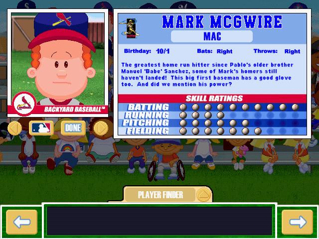 Best ideas about Backyard Baseball Mac . Save or Pin Viva La Vita Backyard Baseball 2001 Draft Second Round Now.