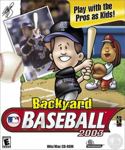 Best ideas about Backyard Baseball Mac . Save or Pin Backyard Baseball 2003 Game Giant Bomb Now.
