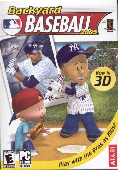 Best ideas about Backyard Baseball Mac . Save or Pin PC MAC Backyard Baseball 2005 Free Shipping Orders Now.
