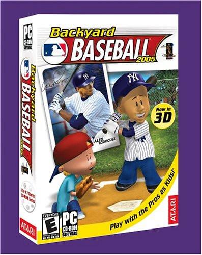 Best ideas about Backyard Baseball Pc . Save or Pin Backyard Baseball 2005 Now.