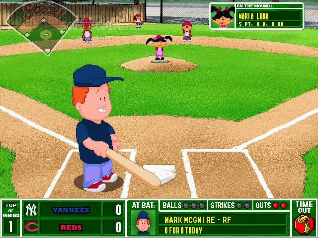 Best ideas about Backyard Baseball Pc . Save or Pin Backyard Baseball screenshots Now.