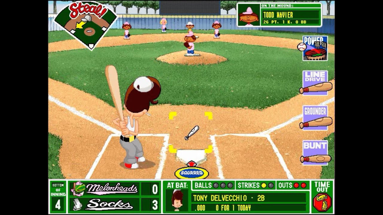 Best ideas about Backyard Baseball Pc . Save or Pin Backyard Baseball League PC Tournament Game 14 Let the Now.