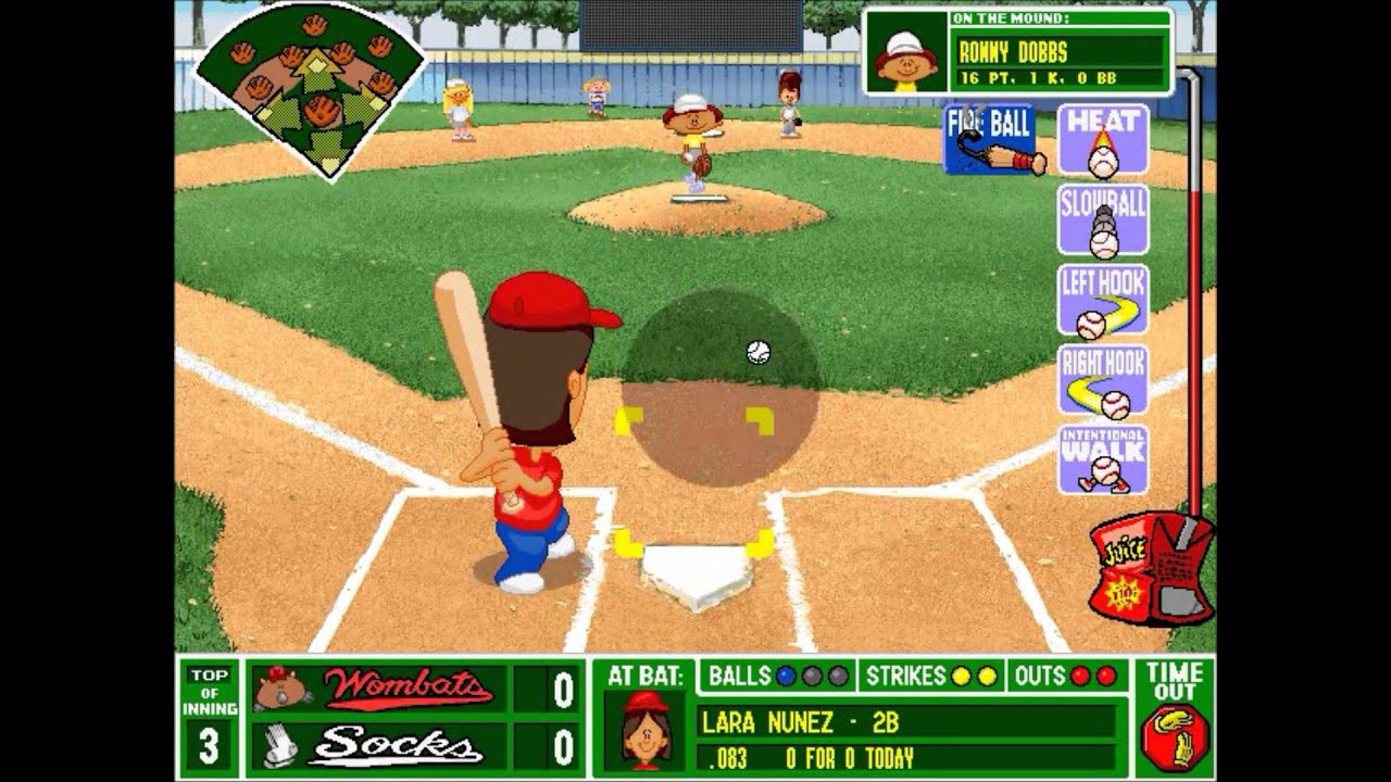 Best ideas about Backyard Baseball Pc . Save or Pin Backyard Baseball League PC Tournament Game 6 Which Now.
