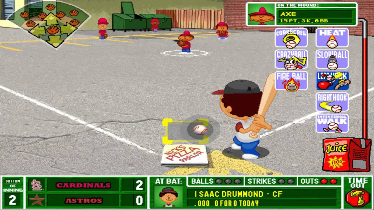 Best ideas about Backyard Baseball Pc . Save or Pin Backyard Baseball 2003 PC Nerd Bacon Reviews Now.