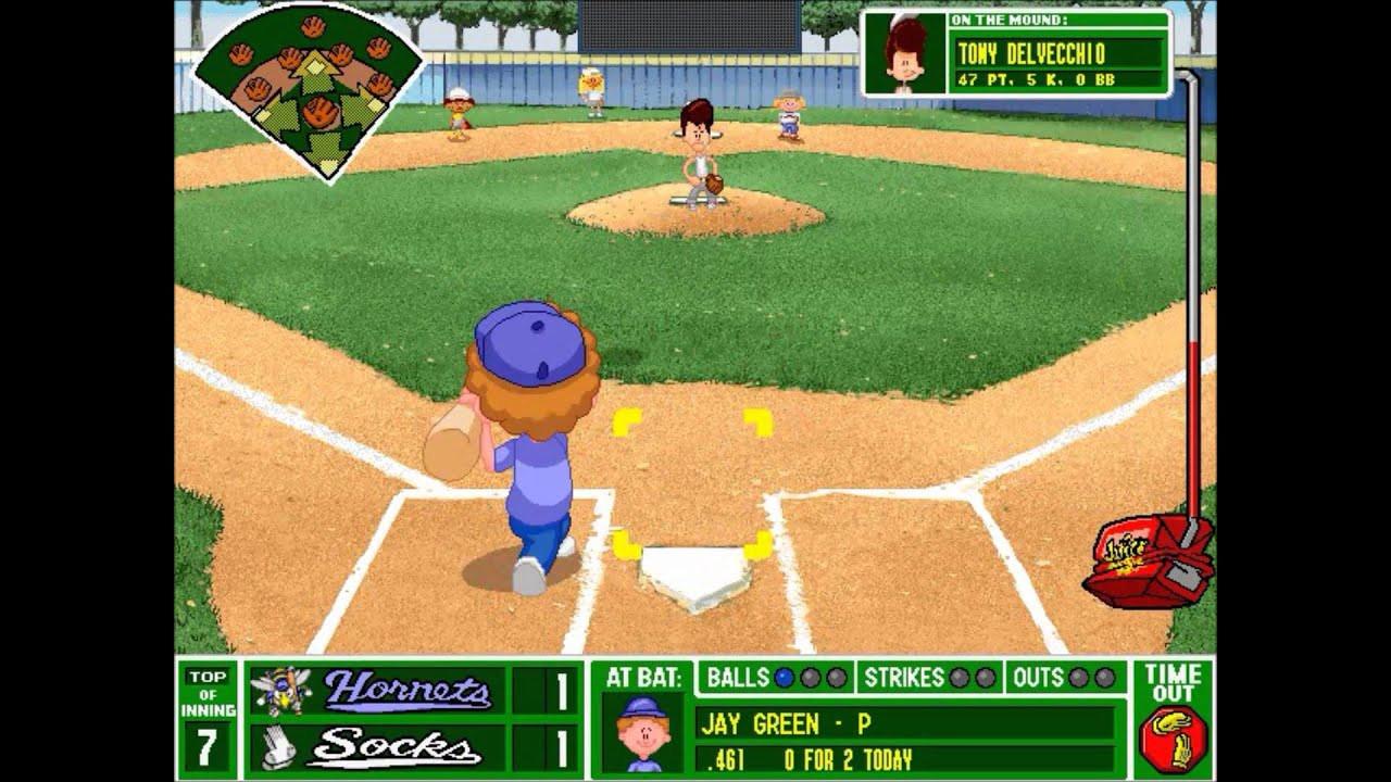 Best ideas about Backyard Baseball Pc . Save or Pin Backyard Baseball League PC Tournament Game 5 LONGEST Now.