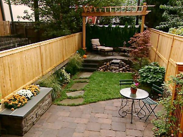 Best ideas about Backyard Deck Ideas On A Budget . Save or Pin Backyard Patio Ideas for Small Spaces a Bud Now.