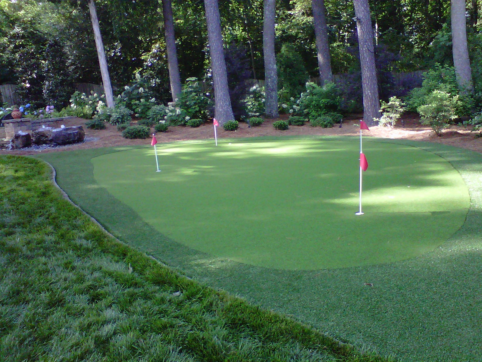 Best ideas about Backyard Mini Golf . Save or Pin Backyard Mini Golf Ideas Now.