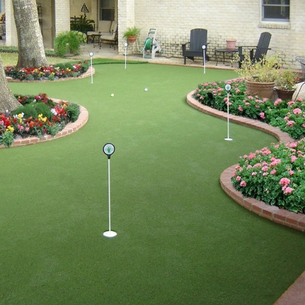 Best ideas about Backyard Mini Golf . Save or Pin A Mini Golf Course in the Garden Now.