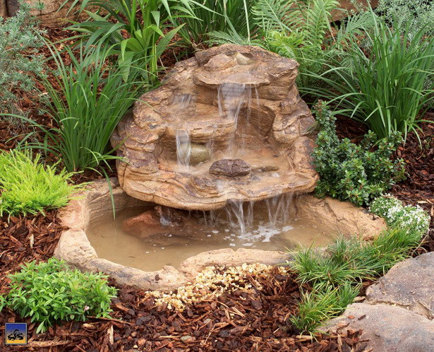 Best ideas about Backyard Ponds With Waterfalls . Save or Pin Small pond waterfall design ideas Now.