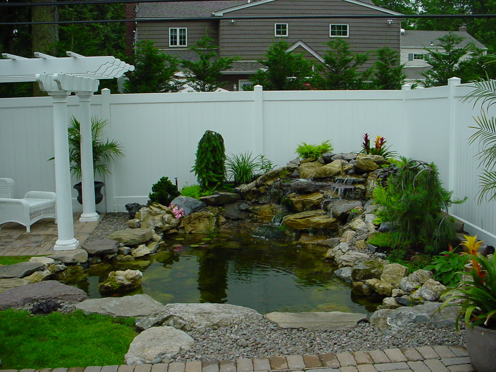 Best ideas about Backyard Ponds With Waterfalls . Save or Pin BackYard Ponds waterfall Aquascapes Now.