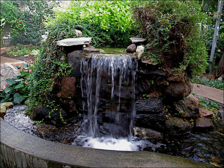 Best ideas about Backyard Waterfall Ideas . Save or Pin 15 Brick & Rock Waterfall Designs To Make Your Now.