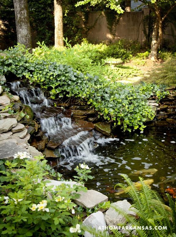 Best ideas about Backyard Waterfall Ideas . Save or Pin garden waterfall ideas Now.