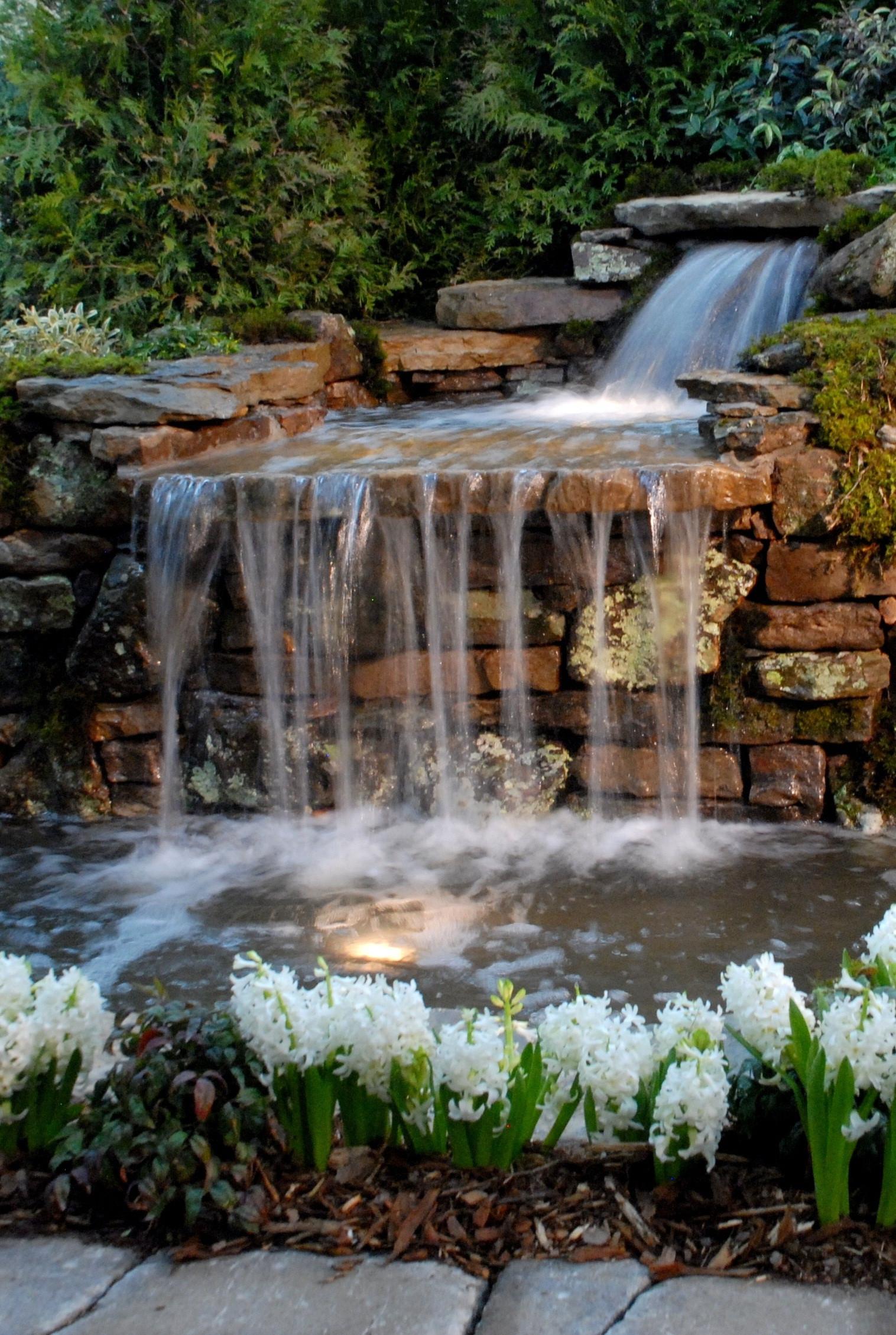 Best ideas about Backyard Waterfall Ideas . Save or Pin Tips to Get The Best Backyard Waterfalls Decoration Channel Now.