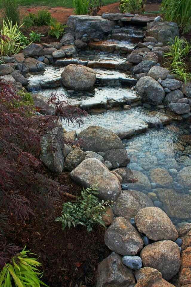 Best ideas about Backyard Waterfall Ideas . Save or Pin 63 Relaxing Garden And Backyard Waterfalls Now.