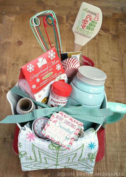 Best ideas about Baking Gift Baskets Ideas . Save or Pin 25 Handmade Gift Ideas Now.