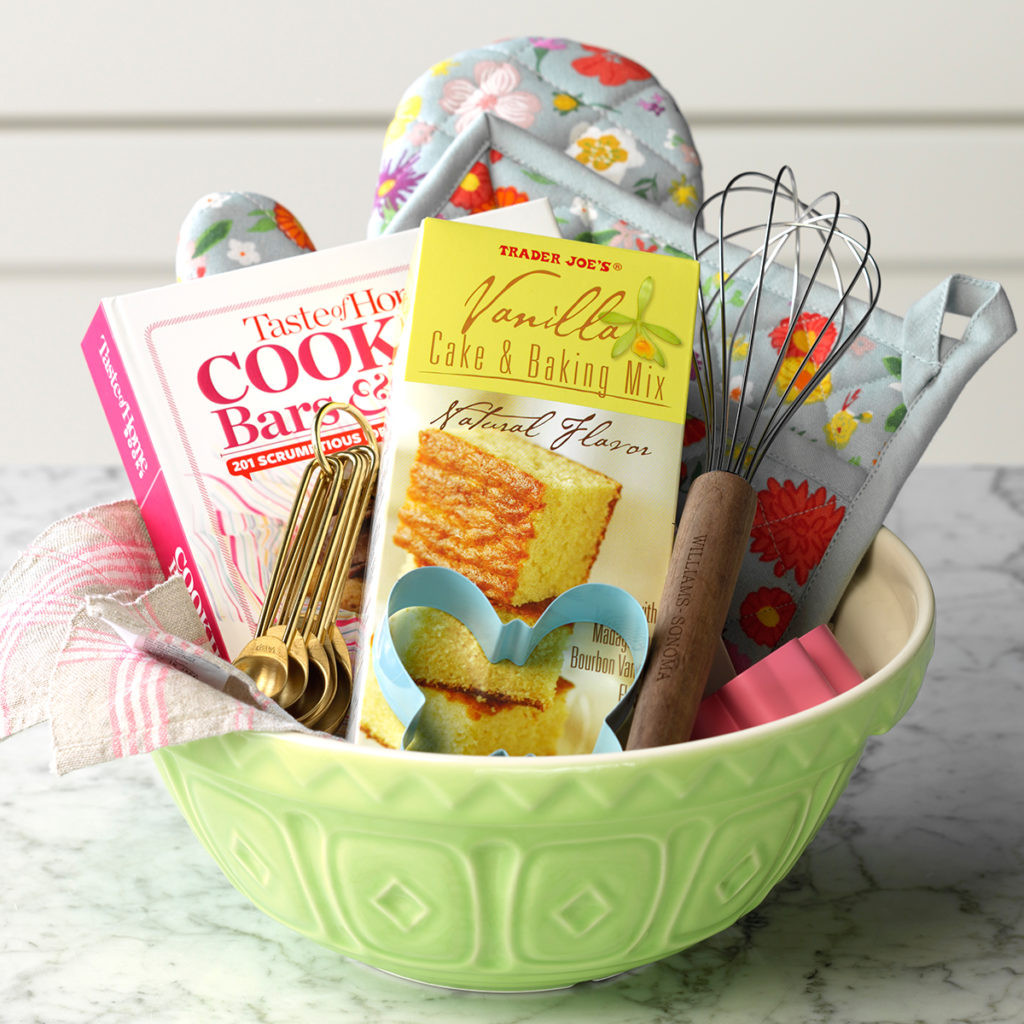 Best ideas about Baking Gift Baskets Ideas . Save or Pin How to Make a Gift Basket for the Baker Now.