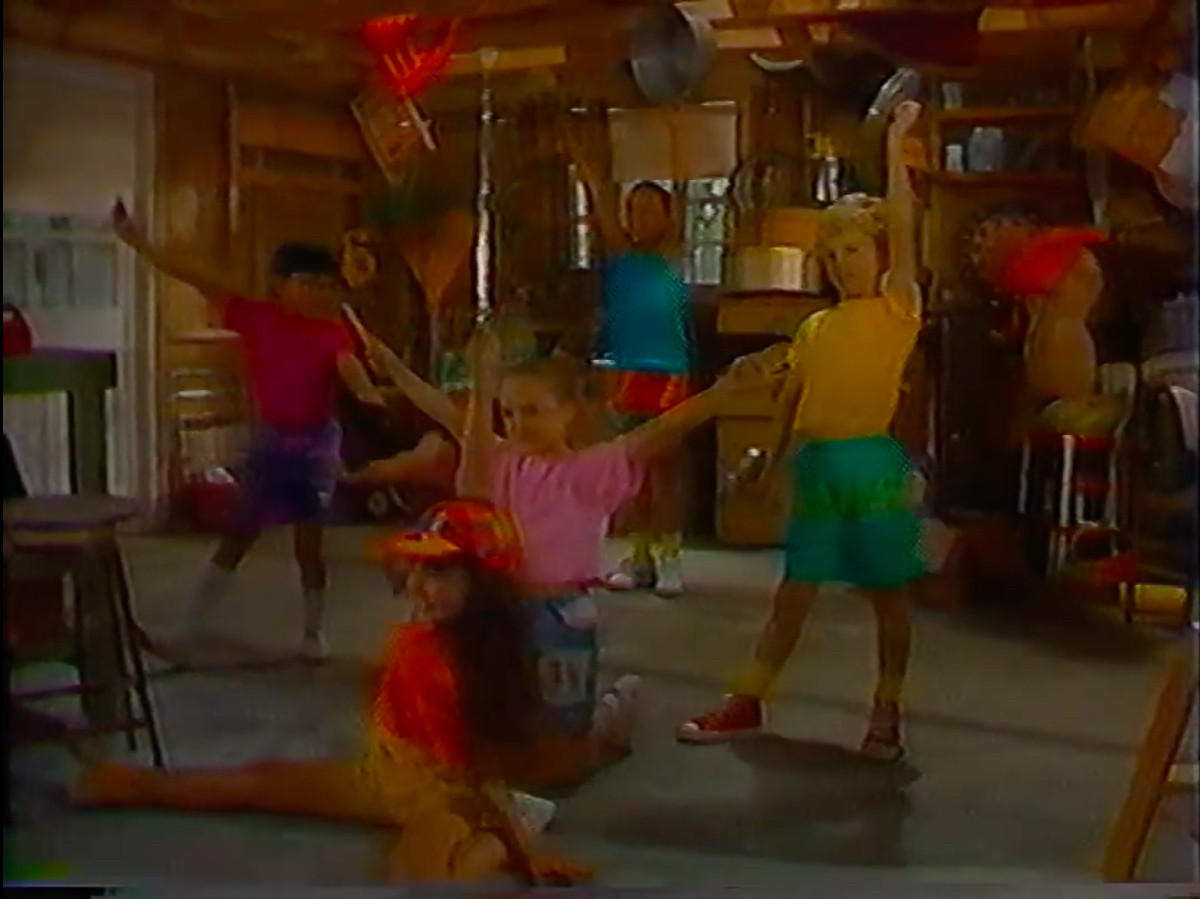 Best ideas about Barney The Backyard Show . Save or Pin Hey Hey The Gang s All Here Barney Wiki Now.